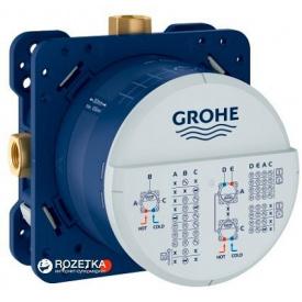 Скрытая часть смесителя GROHE Rapido SmartBox 35600000