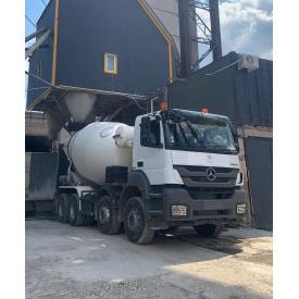 Тяжелый бетон М200 товарный В15 П3