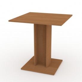 Кухонний стіл Компаніт КС-7 700х736х700 мм вільха