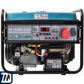 Бензиновый генератор Konner&Sohnen KS 10000E ATS-3
