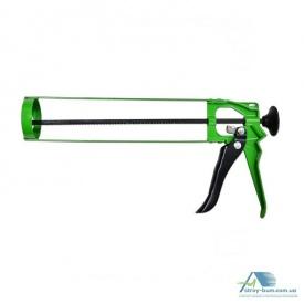 Пистолет для герметика Favorit скелетный металлический 12-006