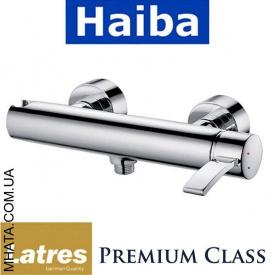 Смеситель для душа HAIBA LATRES ALASKA Chr-003
