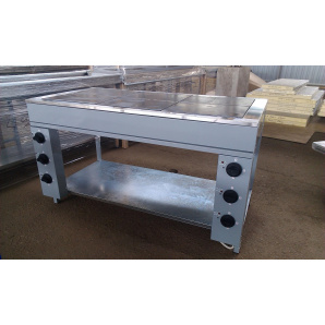 Плита электрическая кухонная Эфес ЭПК-6 18 кВт 1550х800х850 мм