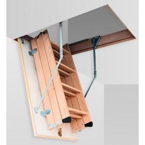 Чердачная лестница Altavilla Termo Plus 3 s 120x70 с крышкой 46 мм