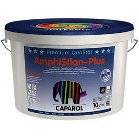 Краска фасадная силиконовая AMPHISILAN-PLUS B3 9,4 л