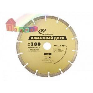 Алмазный диск 180 22.2 Сегмент KT PROFI