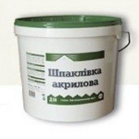 Шпаклівка Ельф Д60 акрилова 27 кг