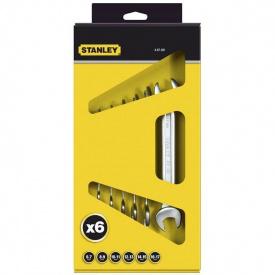 Набор ключей рожковых STANLEY MaxiDrive Plus 6 шт (4-87-051)