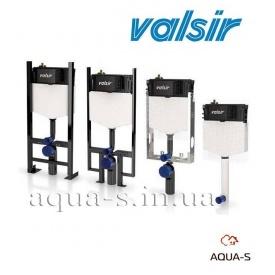 Сливной бачок Valsir механика Tropea S Block S120