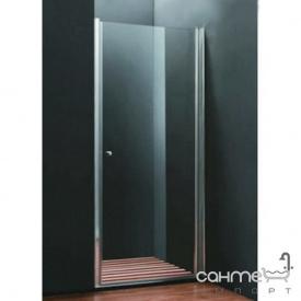 Душевая дверь Veronis D-5-80 Line хром/прозрачное стекло