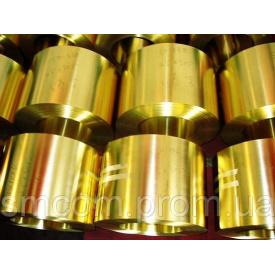 Стрічка латунна Л63 М 0,25х300 мм