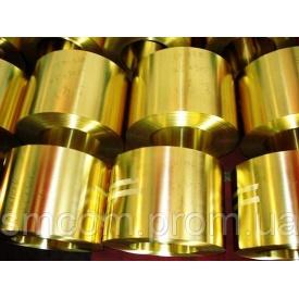 Стрічка латунна Л63 ПТ 0,2х300 мм