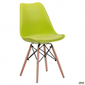 Стул Aster Wood Пластик Светло-зеленый