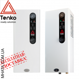 Електричний котел Tenko Стандарт 9 квт 380 Grundfos (СЬКУ 9,0_380 G)