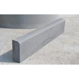 Бордюр тонкий 500х200х50 мм серый