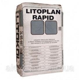Litokol LITOPLAN RAPID 25 кг - штукатурка быстрого схватывания и высыхания ( LPLN0025 )