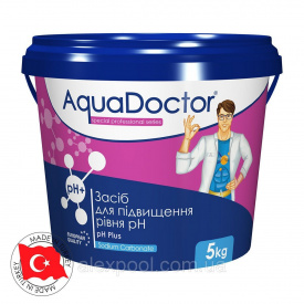 Химия для бассейна AquaDoctor pH Plus 5 кг