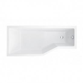 Ванна акриловая BESCO INTEGRA 170х75 левая (соло) без ножек