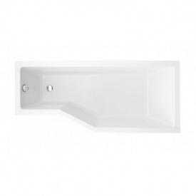 Ванна акриловая BESCO INTEGRA 170х75 правая (соло) без ножек