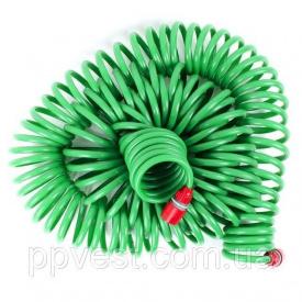Шланг спиральный 30 м INTERTOOL GE-4003