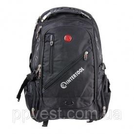 Рюкзак 3 отделения 20 л INTERTOOL BX-9023