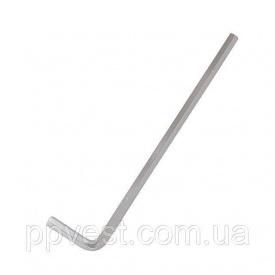 Ключ L-образный шестигранный 6мм INTERTOOL HT-1856