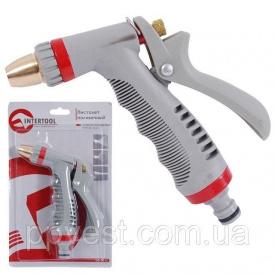 Пистолет-распылитель для полива INTERTOOL GE-0012