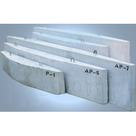 Ригель фундаментний АР-8