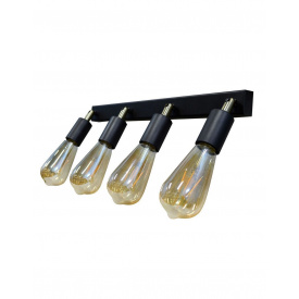 Світильник у стилі лофт з поворотним механізмом NL 1222-4 MSK Electric