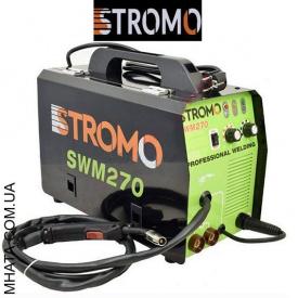 Сварочный аппарат инверторный полуавтомат STROMO SWM 270