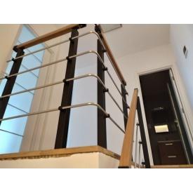 Виготовлення дерев`яних поручнів для сходів