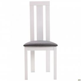 Деревянный стул АМФ Йорк 1010х450х500 мм белый графит для обеденной зоны