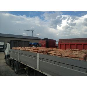 Кирпич рядовой строительный М100