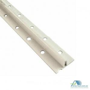 Маяк штукатурный Галич Профиль с полимерным покрытием 6 мм 2,5 м 0,30 мм. Премиум