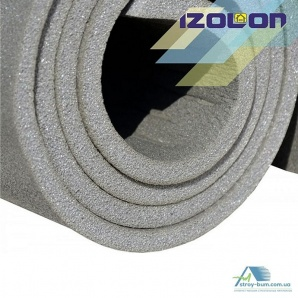 Подложка под ламинат IZOLON BASE 08 мм 1,0x5 м2