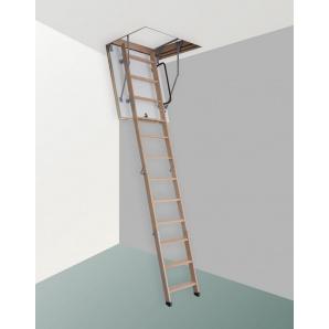 Чердачная лестница Altavilla Termo Plus 3S Faggio 120х70 h280