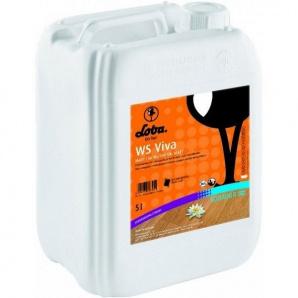 Паркетний лак на водній основі WS Viva Лак