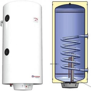 Електричний бойлер Thermo 100 100 л 2000 Вт