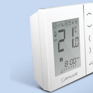 VS20WRF Безпровідний цифровий термостат 4 в 1