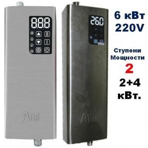 Котел електричний ARTI ES 6 кВт 220V