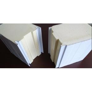 Сендвіч-панель для холодильних і морозильних камер 80 мм пінополіуретан PIR