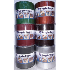 Бітумна стрічка бутил-каучукова 25см/10м LogicTape