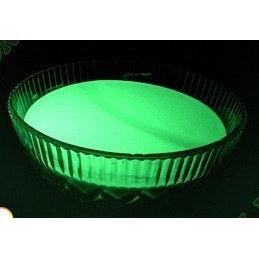 Світиться люмінісцентний порошок Просто і Легко 20 г зелений/білий