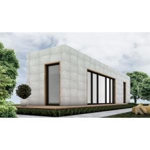Модульний житловий будинок 30м2