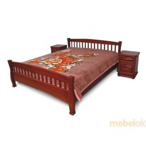 Ліжко Верона вільха 80х200