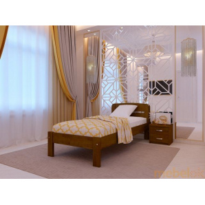 Ліжко з підйомним механізмом Октавія 90х200