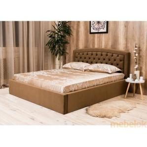 Двоспальне ліжко Гоа 180х200 з підйомним механізмом