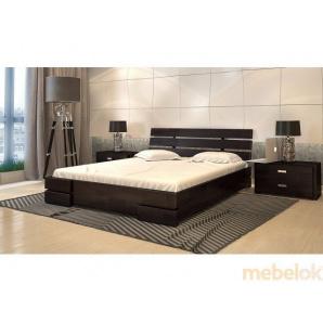 Ліжко Дали Люкс бук 160х200