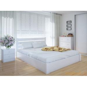Ліжко Еко плюс 160х200 з підйомним механізмом ясен