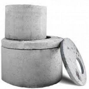 Железобетонное кольцо 15-9 900 мм для колодцев